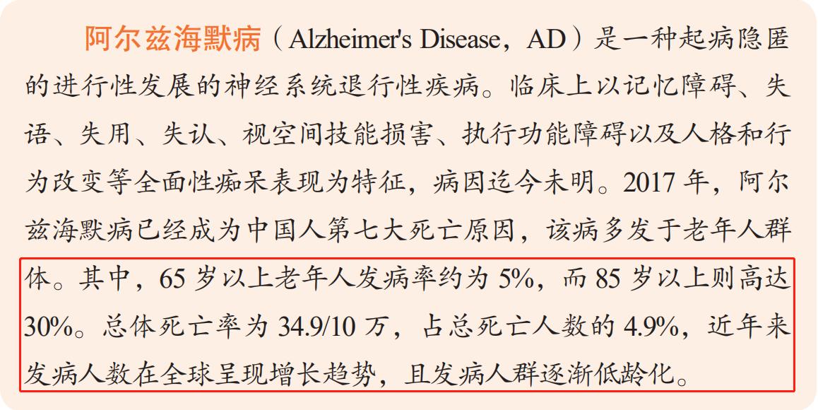 阿尔默茨海默症
