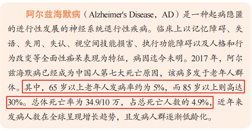 阿尔茨海默症